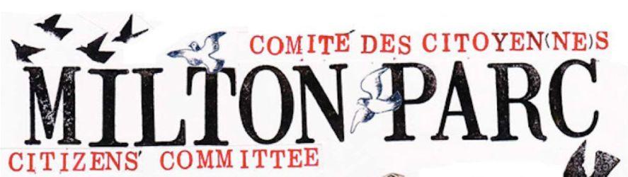 Logo de Comité des Citoyen.ne.s de Milton Parc.