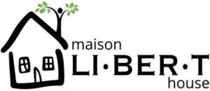 Logo de Maison LI-BER-T / LI-BER-T House.
