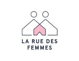 Logo de La rue des Femmes de Montréal.